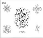 Surkov Tattoo Flash SET 1 / SHEET 6
