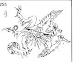Surkov Tattoo Flash SET 2 / SHEET 5