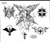 Surkov Tattoo Flash SET 3 / SHEET 3
