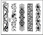 Surkov Tattoo Flash SET 4 / SHEET 6