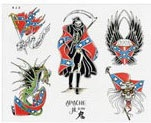 Apache Jil SET 9 / SHEET 2