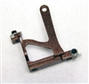 National Deluxe Aluminum Swing-Gate Tattoo Machine FRAME