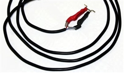 8' Heavy Duty Silicone Wire Clipcord (NO PLUG)