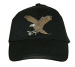 National Tattoo Hat BLACK