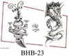 Henry Buro Black & White Flash SHEET 23