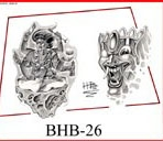 Henry Buro Black & White Flash SHEET 26