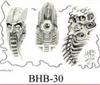 Henry Buro Black & White Flash SHEET 30