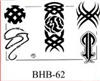 Henry Buro Black & White Flash SHEET 62