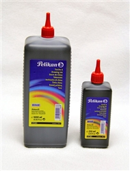Pelikan Black Drawing Ink - QUART