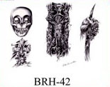 Robert Hernandez Black & White Flash SHEET 42