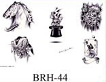 Robert Hernandez Black & White Flash SHEET 44