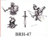 Robert Hernandez Black & White Flash SHEET 47