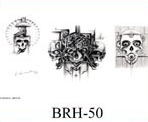 Robert Hernandez Black & White Flash SHEET 50