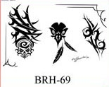 Robert Hernandez Black & White Flash SHEET 69