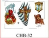 Henry Buro Color Flash SHEET 32