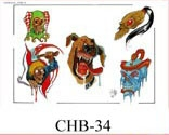 Henry Buro Color Flash SHEET 34
