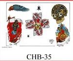 Henry Buro Color Flash SHEET 35