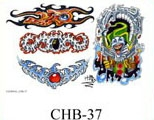 Henry Buro Color Flash SHEET 37