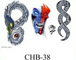 Henry Buro Color Flash SHEET 38