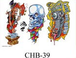 Henry Buro Color Flash SHEET 39