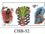 Henry Buro Color Flash SHEET 52