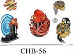 Henry Buro Color Flash SHEET 56