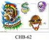 Henry Buro Color Flash SHEET 62