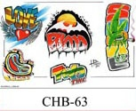 Henry Buro Color Flash SHEET 63