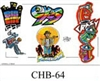 Henry Buro Color Flash SHEET 64