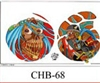 Henry Buro Color Flash SHEET 68