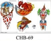 Henry Buro Color Flash SHEET 69