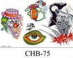Henry Buro Color Flash SHEET 75