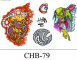 Henry Buro Color Flash SHEET 79