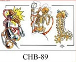 Henry Buro Color Flash SHEET 89