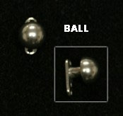 Dermal Anchor Ball 3mm