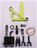 National Tattoo Supply Deluxe Swing-Gate Tattoo Machine KIT