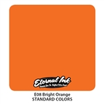 Eternal Tattoo Ink - Bright Orange (1 oz)