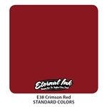 Eternal Tattoo Ink - Crimson Red  (1 oz)