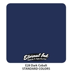 Eternal Tattoo Ink - Dark Cobalt  (1 oz)