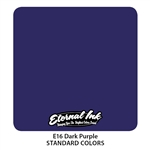 Eternal Tattoo Ink - Dark Purple  (1 oz)