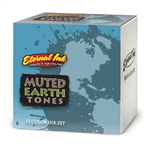 Eternal Ink - Muted Earth Tones Set (12 - 1 oz bottles)