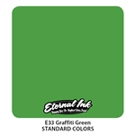 Eternal Tattoo Ink - Graffiti Green  (1 oz)