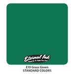 Eternal Tattoo Ink - Grass Green  (1 oz)