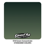Eternal Tattoo Ink - Green Concentrate (1 oz)