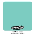 Eternal Tattoo Ink -Mint Green  (1 oz)