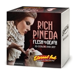 Eternal Ink - Rich Pineda Flesh to Death Set (12 - 1 oz bottles)