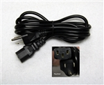 Replacement Plug for The Edge Power Supply