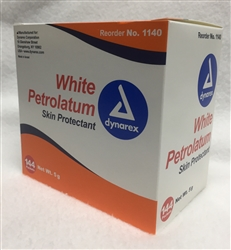 Petrolatum Jelly Foil Packs