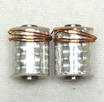 "Original 8 Wrap 1"" 5/16"" Core Coils"