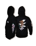 Shane Hart Hooded NTA Sweatshirts LARGE